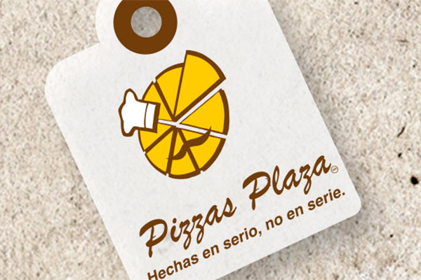 Pizza Plaza 4 Quesos